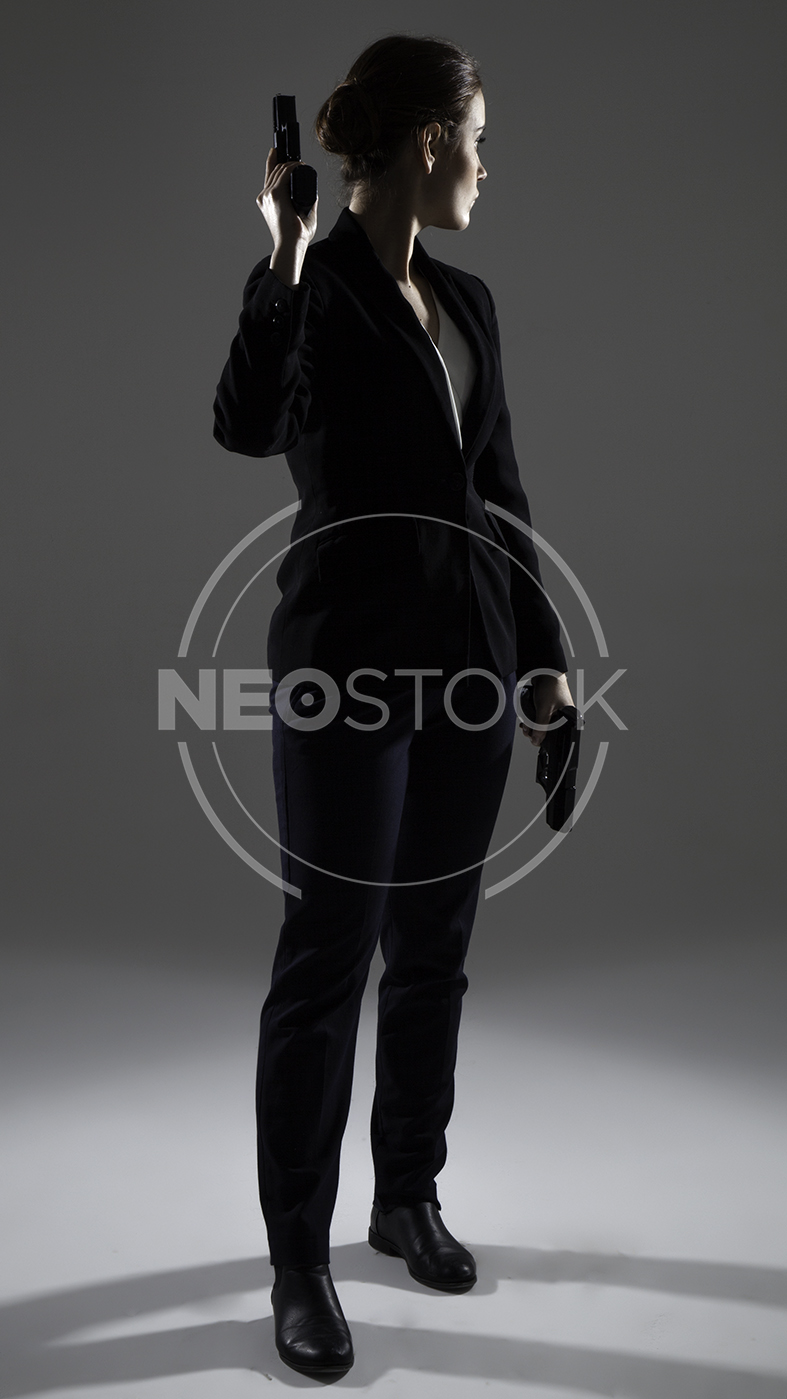 NeoStock - Emily Government Agent - Stock Photography IV