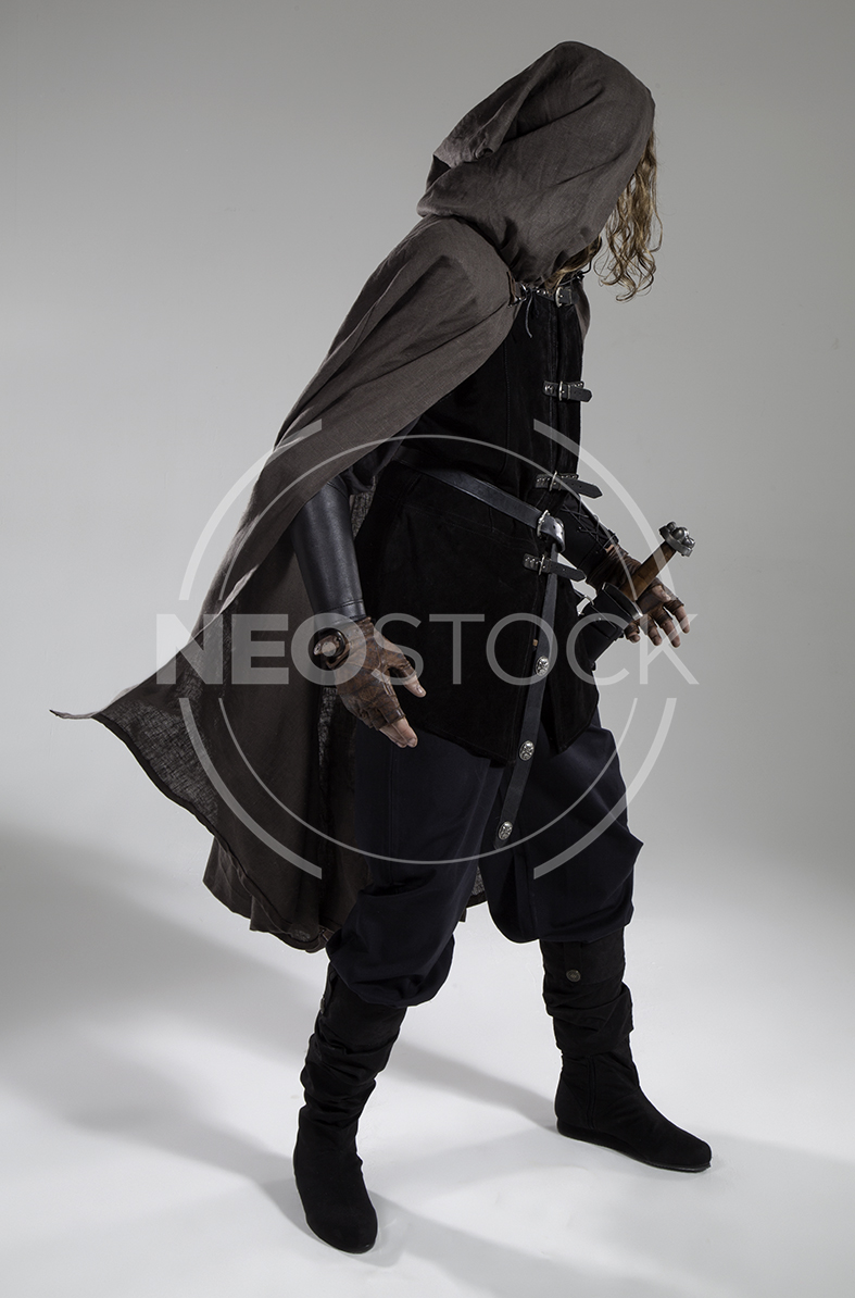 NeoStock - Luke Fantasy Ranger - Stock Photography II