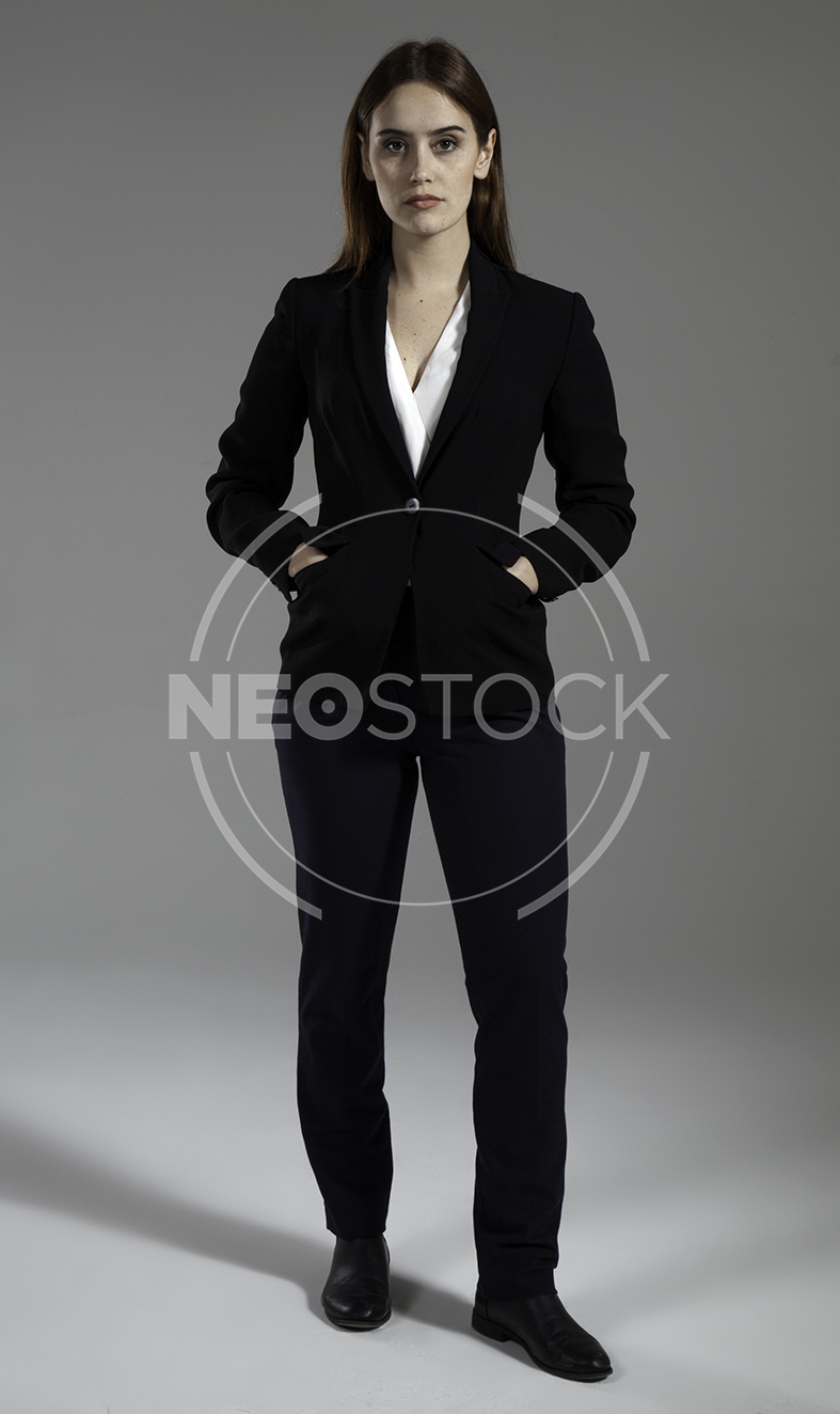 NeoStock - Emily Government Agent - Stock Photography III