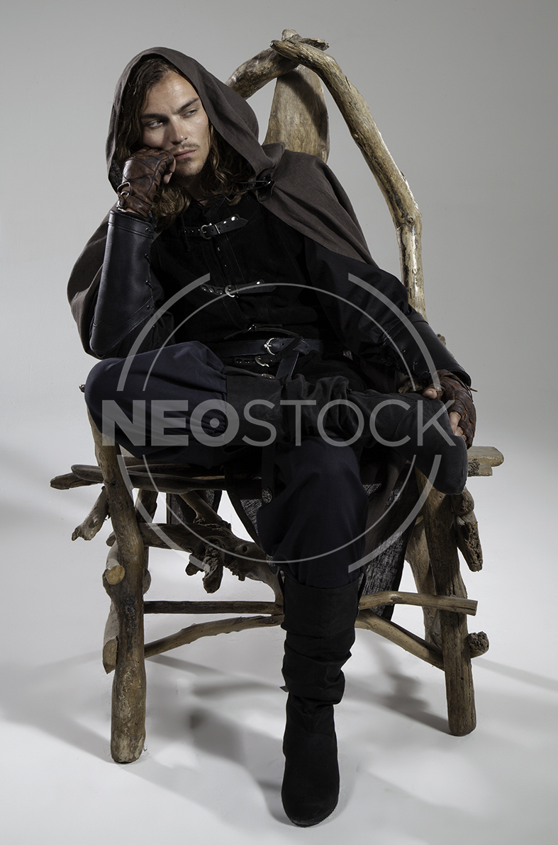 NeoStock - Luke Fantasy Ranger - Stock Photography I
