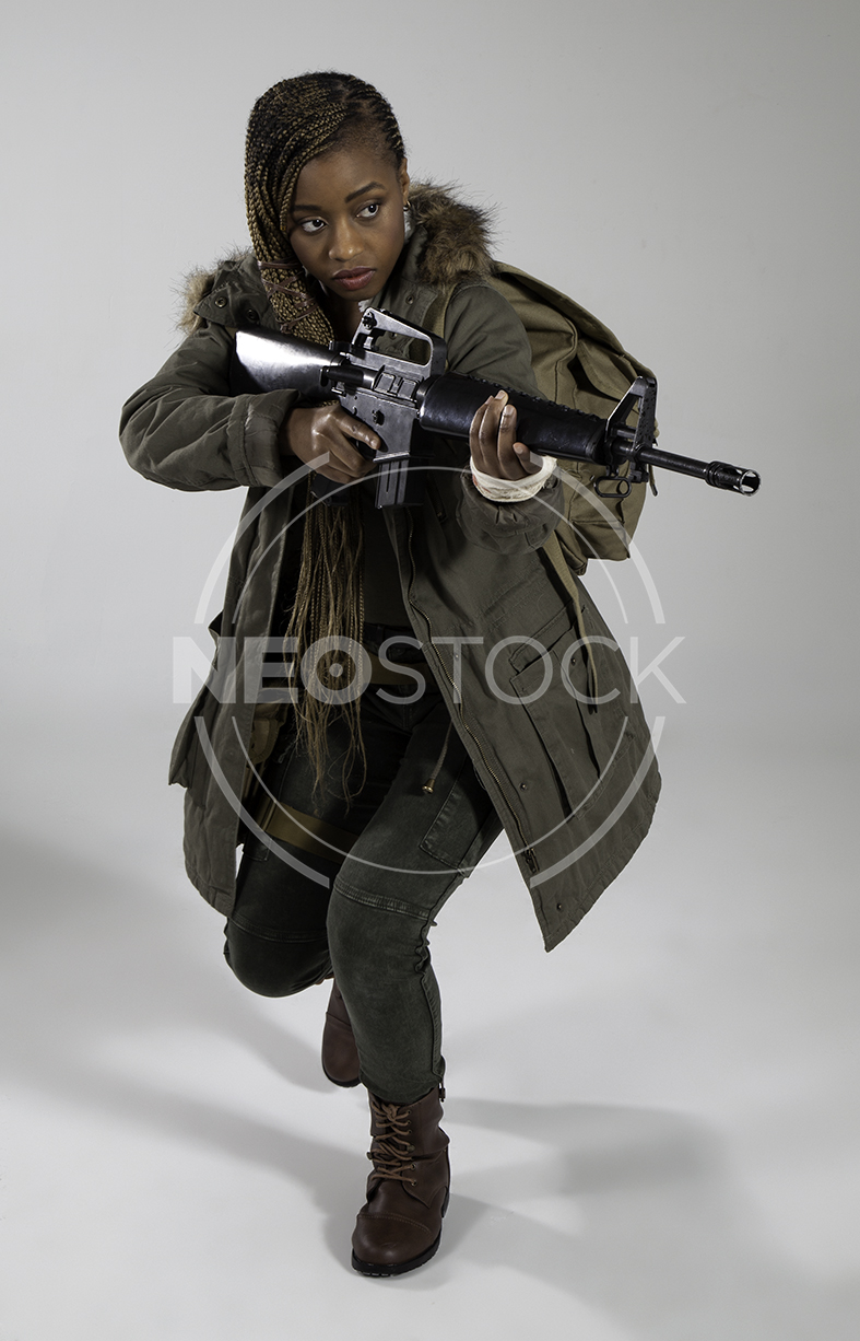 NeoStock - Yollanda Post Apoc - Stock Photography I