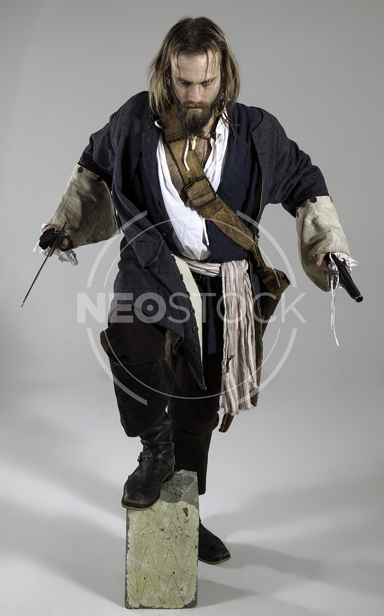 NeoStock - Karlos Pirate Rogue - Stock Photography I
