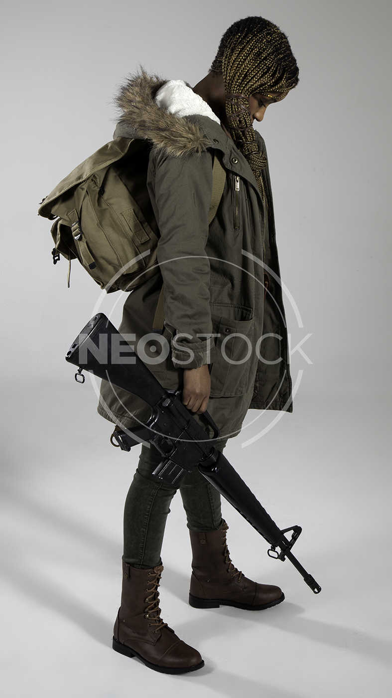 NeoStock - Yollanda Post Apoc - Stock Photography III