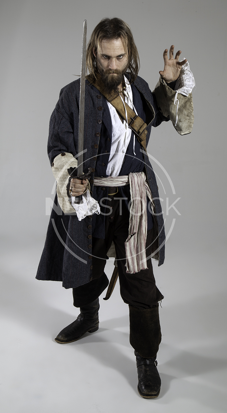 NeoStock - Karlos Pirate Rogue - Stock Photography III
