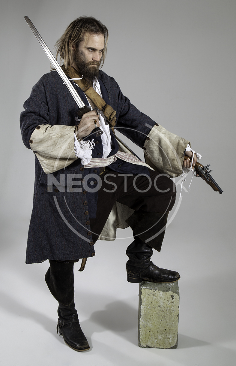 NeoStock - Karlos Pirate Rogue - Stock Photography IV