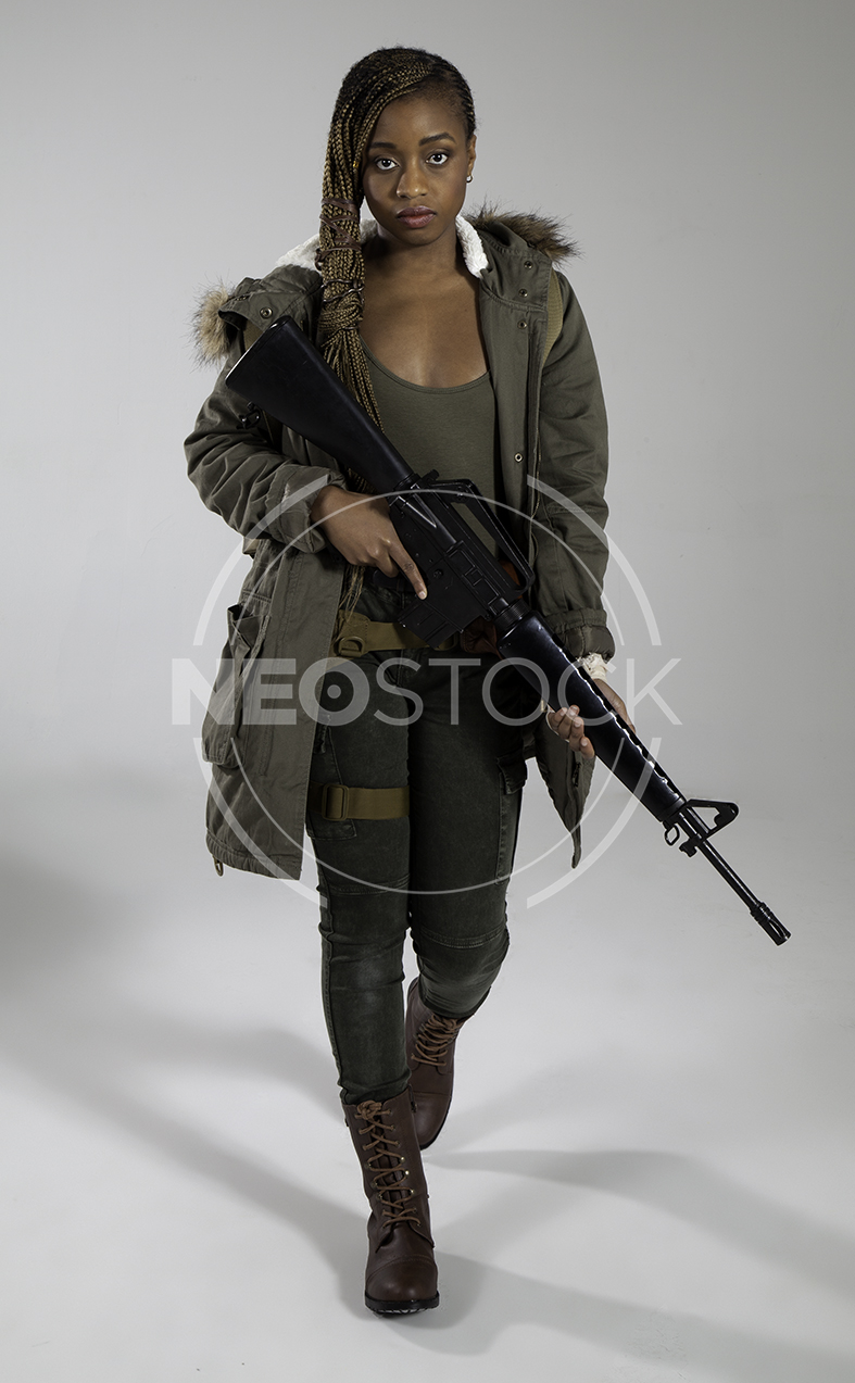 NeoStock - Yollanda Post Apoc - Stock Photography V
