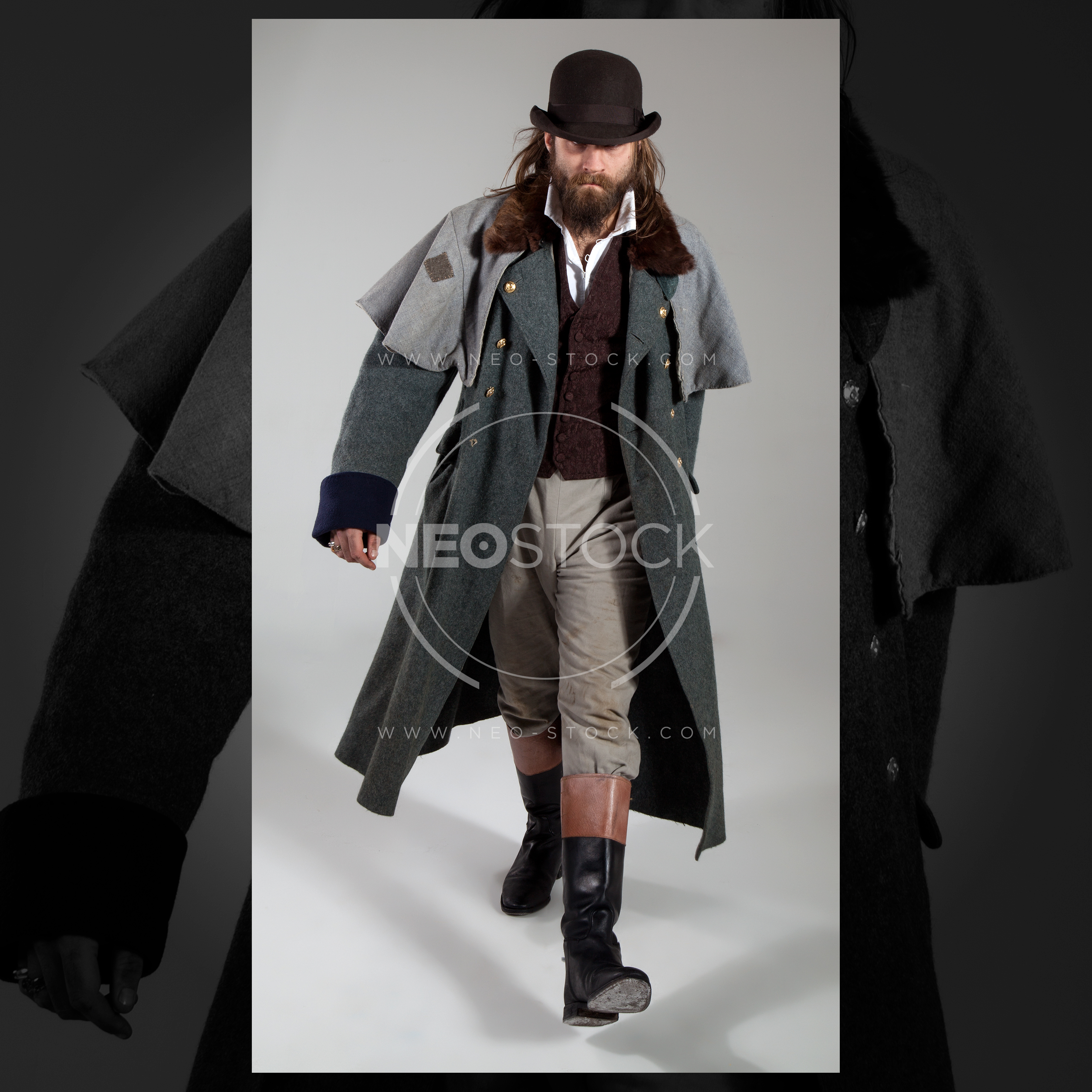 NeoStock - Karlos Pirate Rogue - Stock Photography V