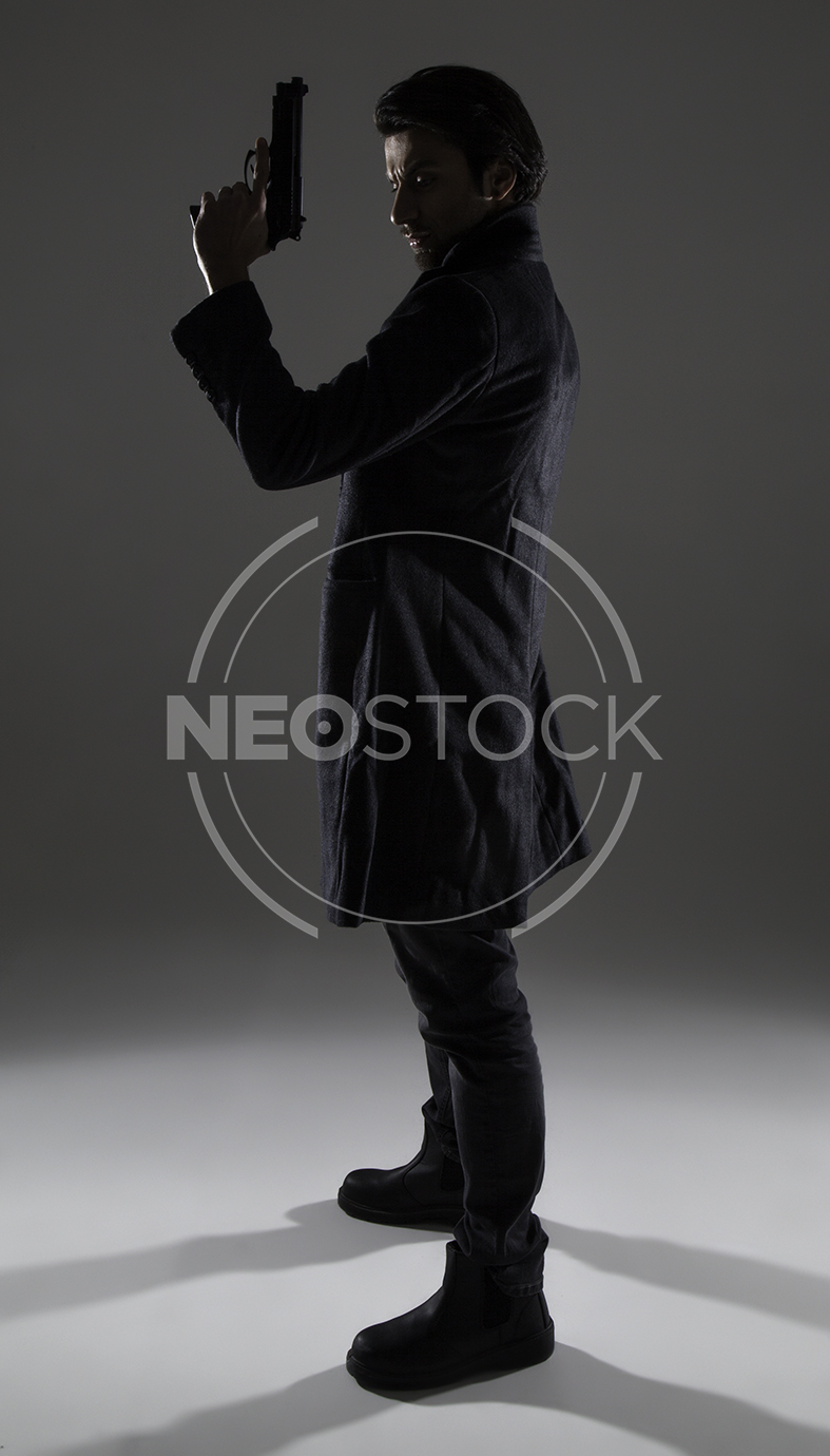 NeoStock - Cinematic URban Thriller - Stock Photography V