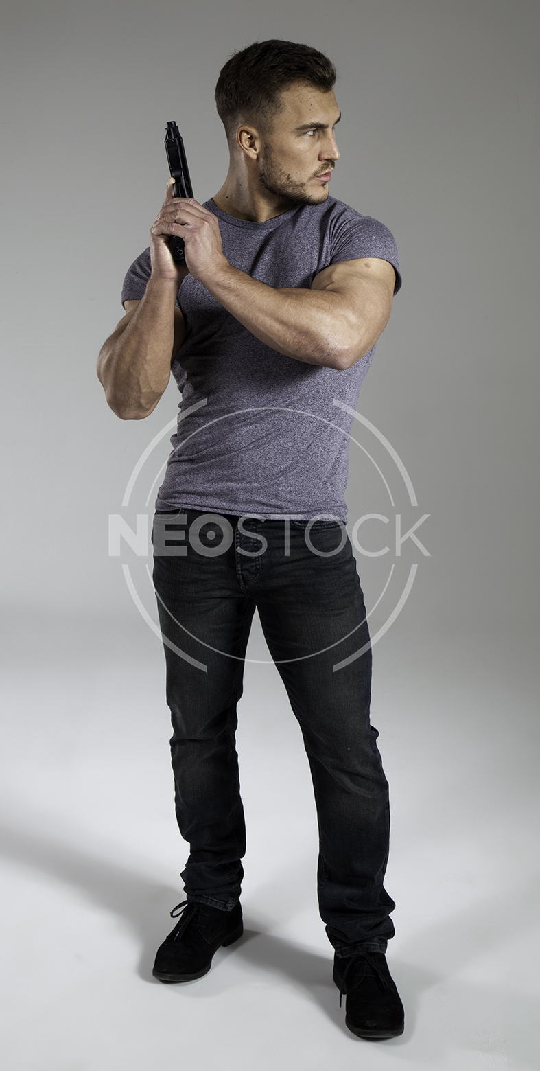 NeoStock - Danny D Action Thriller - Stock Photography V