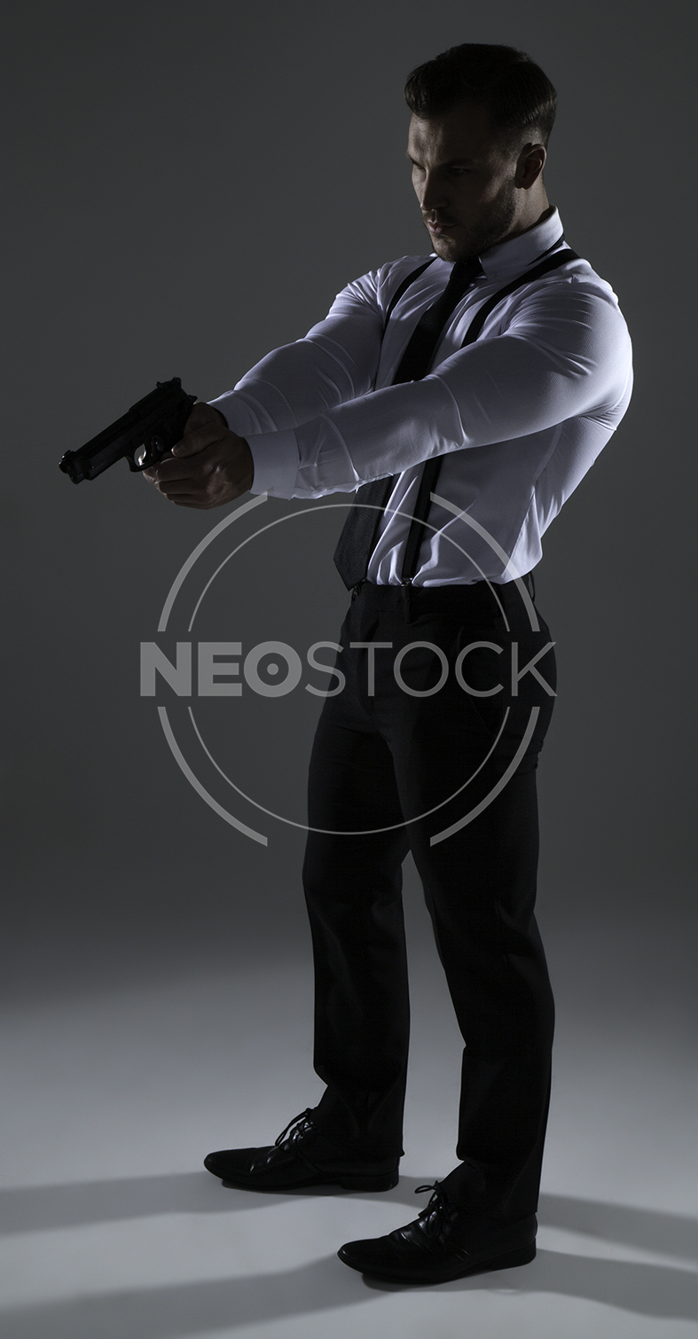 NeoStock - Danny D Cinematic Spy - Stock Photography I