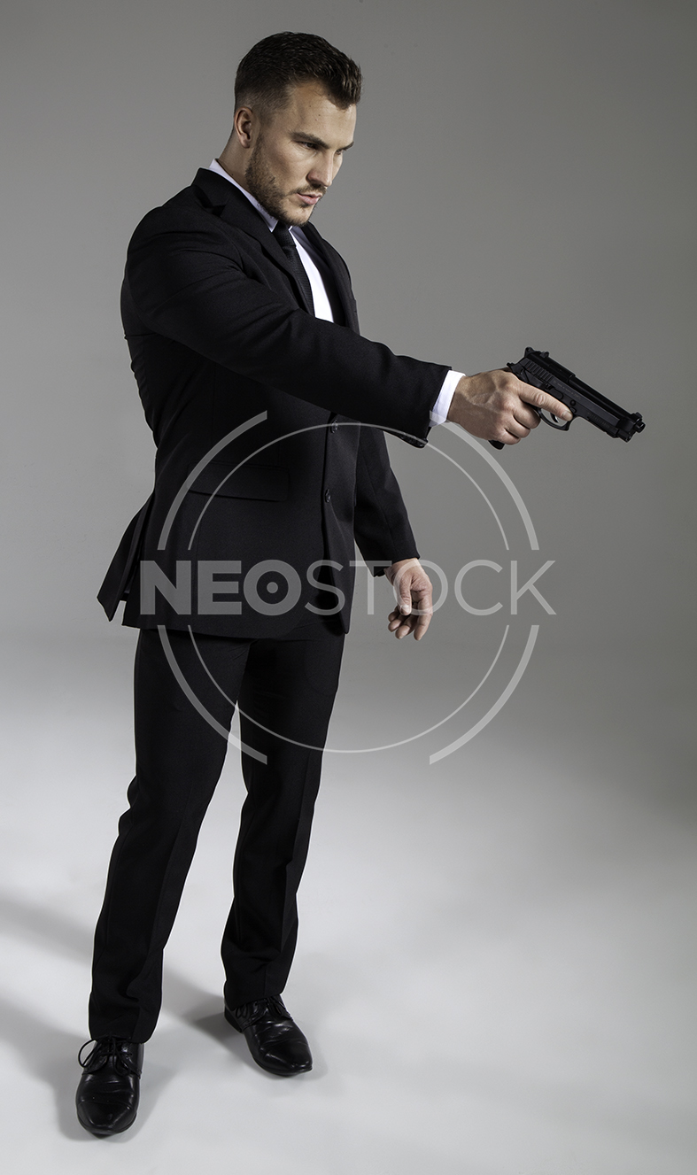 NeoStock - Danny D Spy Thriller - Stock Photography I