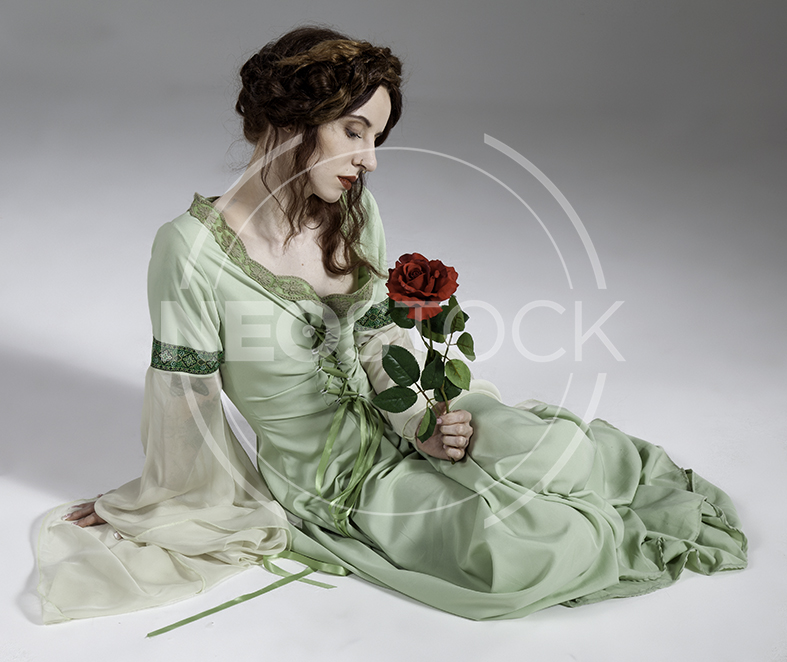 NeoStock - Emma Pre Raphaelite - Stock Photography V