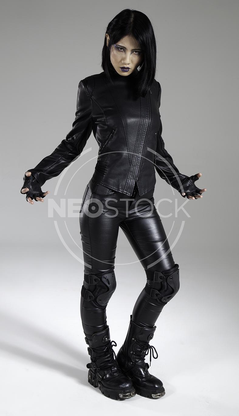 NeoStock - Yuu Cyberpunk Agent - Stock Photography I