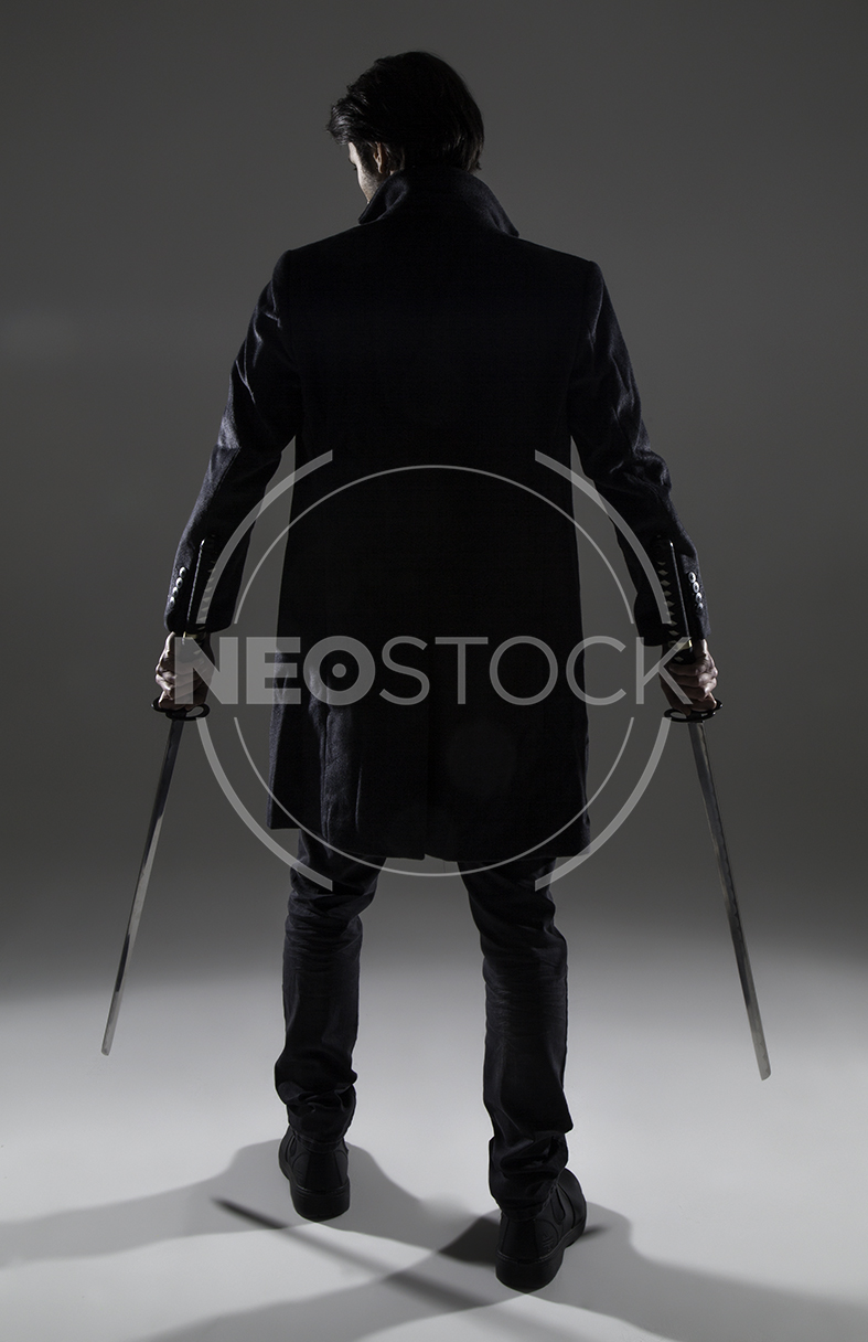 NeoStock - Cinematic URban Thriller - Stock Photography I