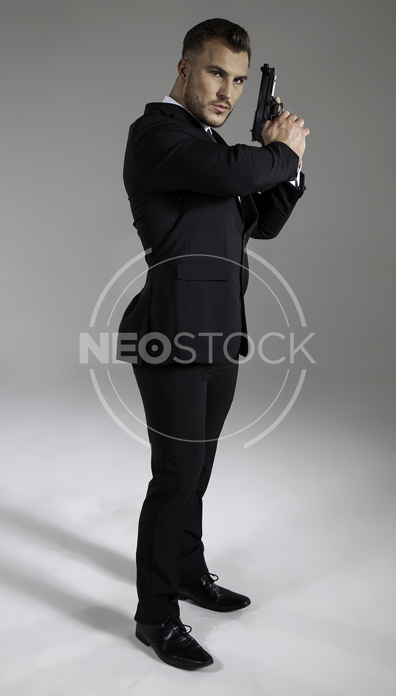 NeoStock - Danny D Spy Thriller - Stock Photography II