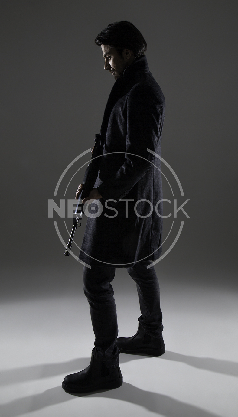 NeoStock - Cinematic URban Thriller - Stock Photography II