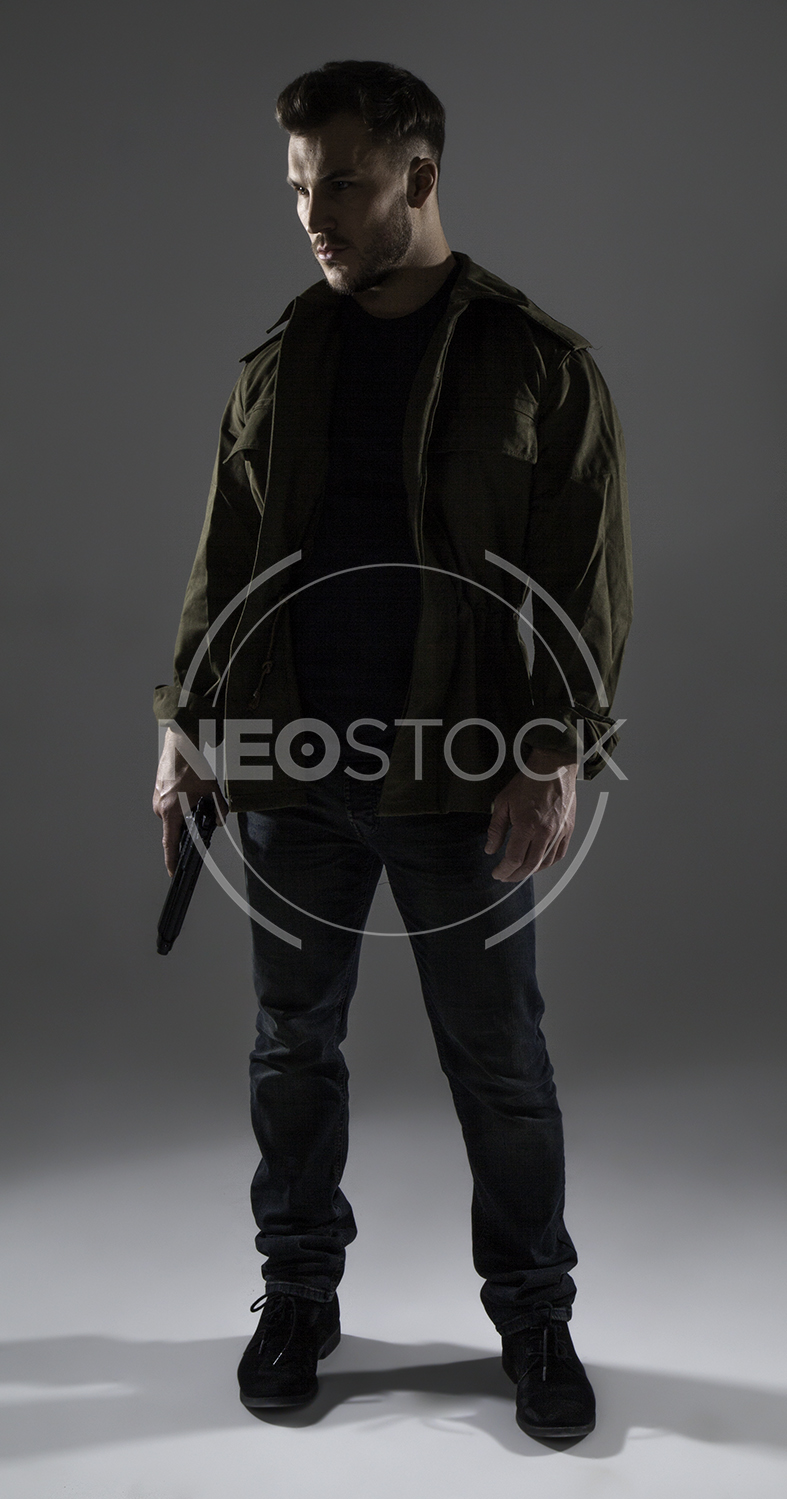 NeoStock - Danny D Cinematic Action - Stock Photography III