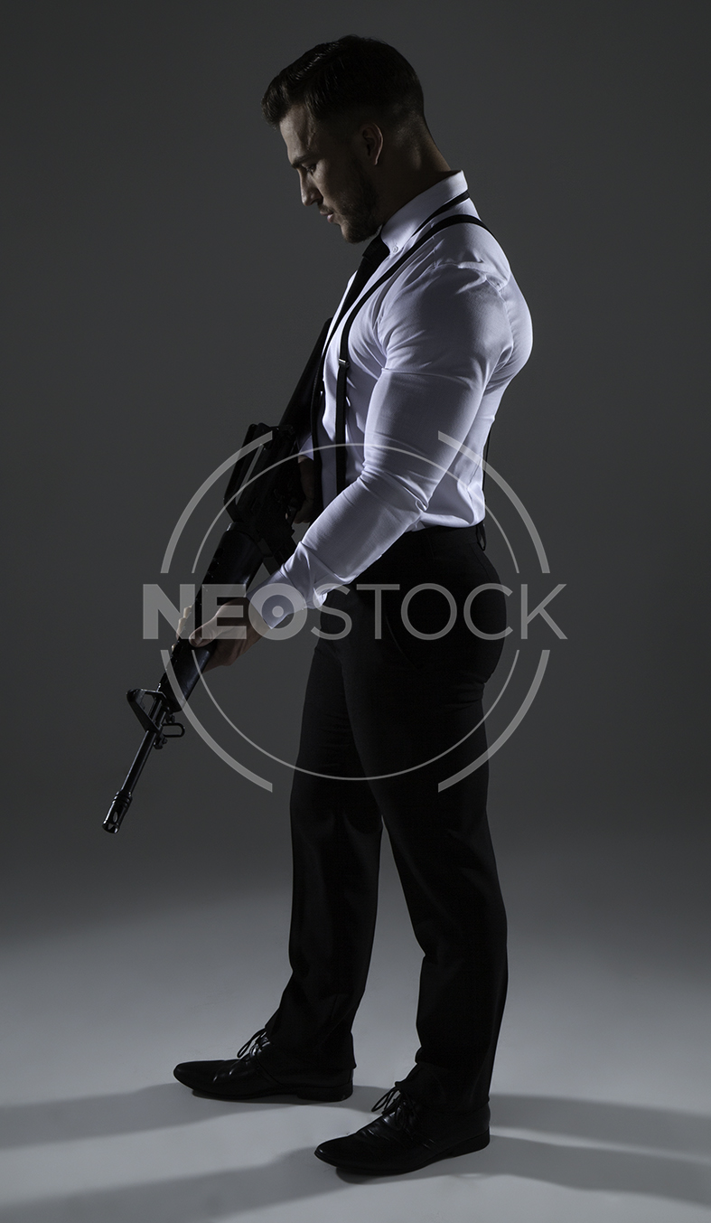 NeoStock - Danny D Cinematic Spy - Stock Photography III
