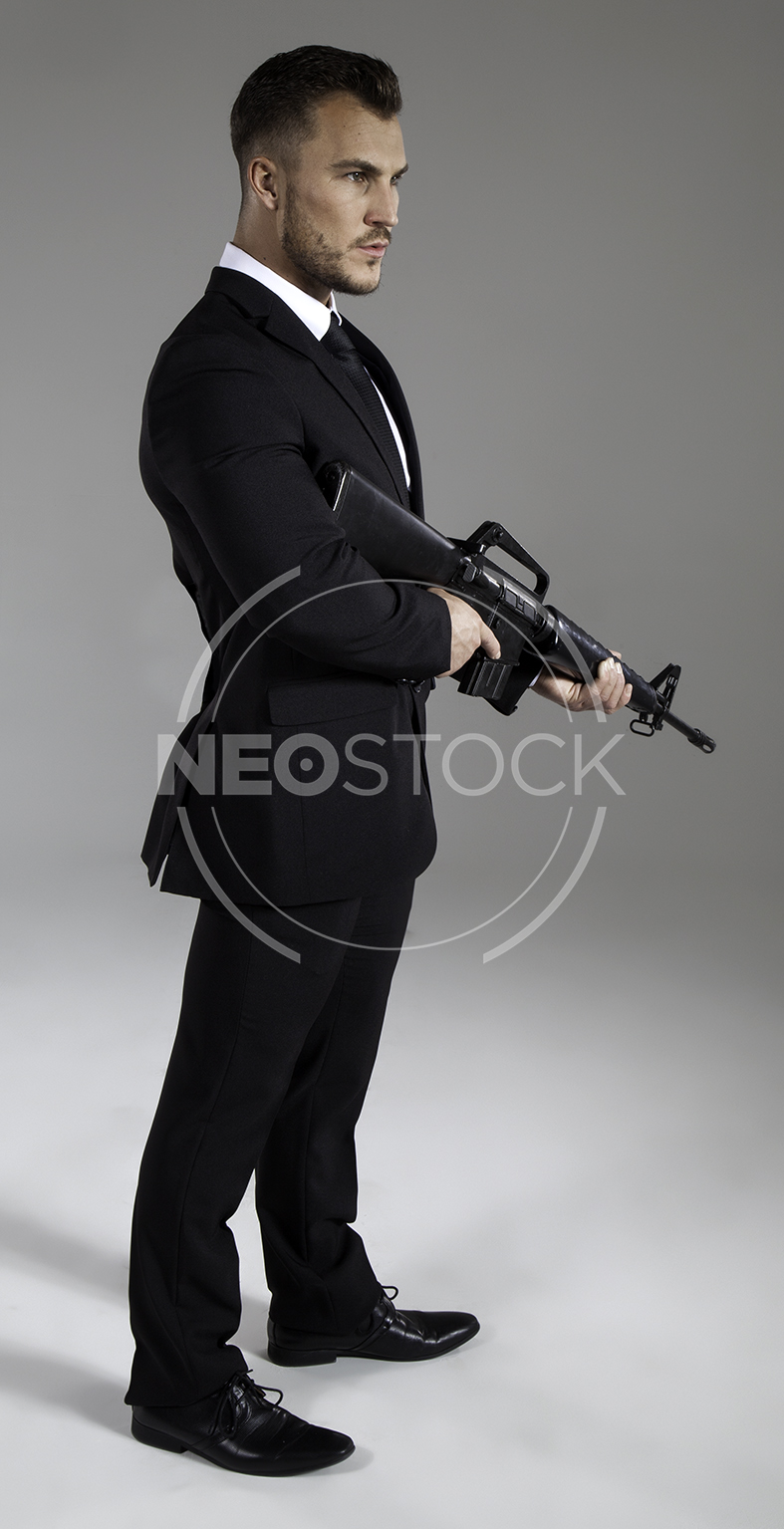 NeoStock - Danny D Spy Thriller - Stock Photography III