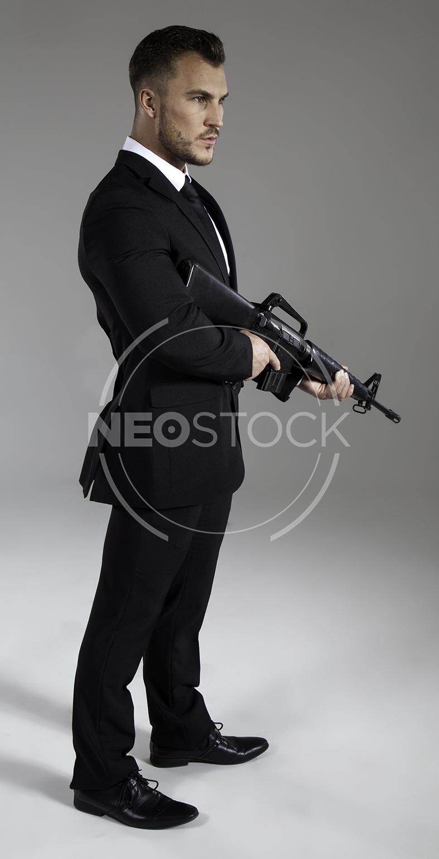NeoStock - Danny D Spy Thriller - Stock Photography III