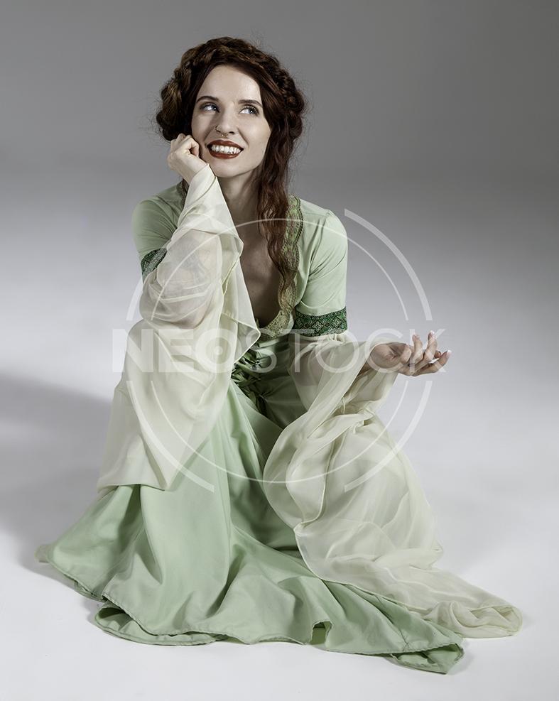 NeoStock - Emma Pre Raphaelite - Stock Photography III