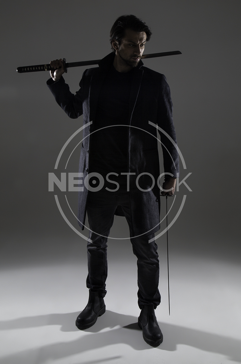 NeoStock - Cinematic URban Thriller - Stock Photography III