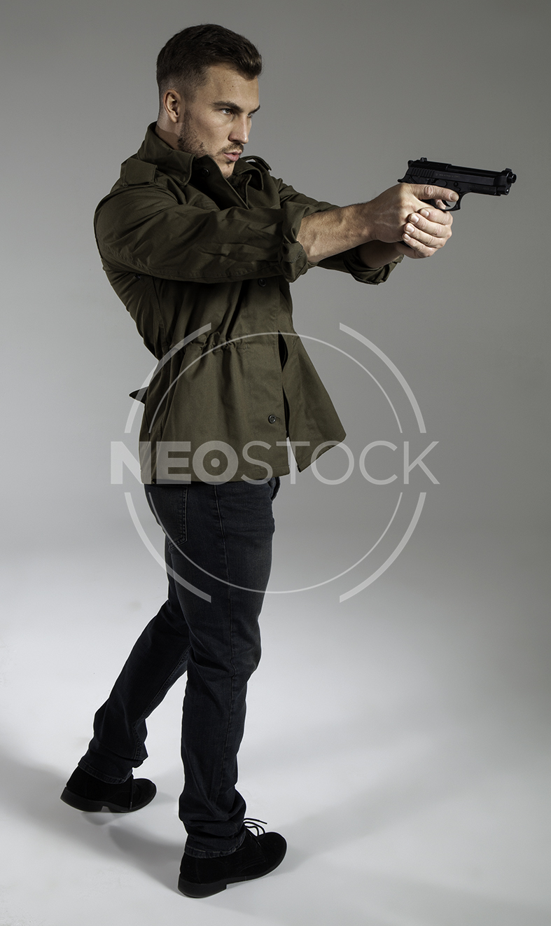 NeoStock - Danny D Action Thriller - Stock Photography II