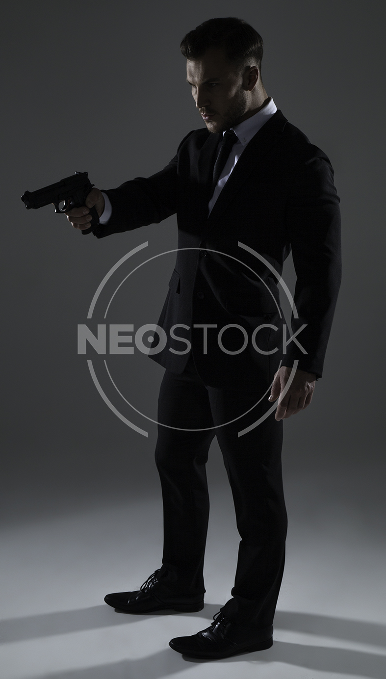 NeoStock - Danny D Cinematic Spy - Stock Photography IV