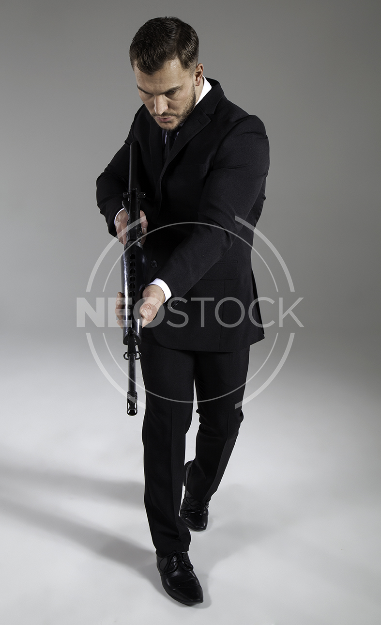 NeoStock - Danny D Spy Thriller - Stock Photography IV