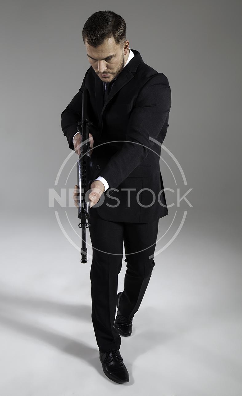 NeoStock - Danny D Spy Thriller - Stock Photography IV