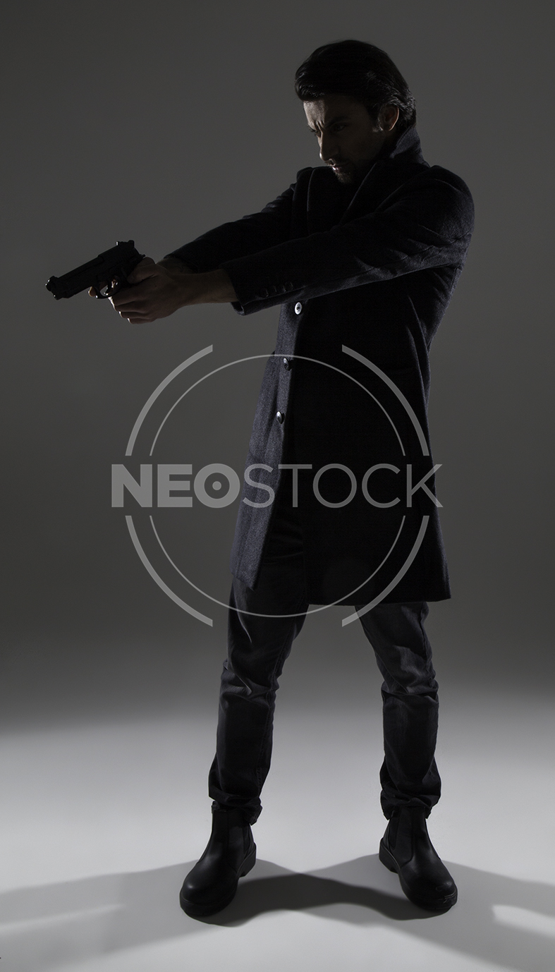 NeoStock - Cinematic URban Thriller - Stock Photography IV