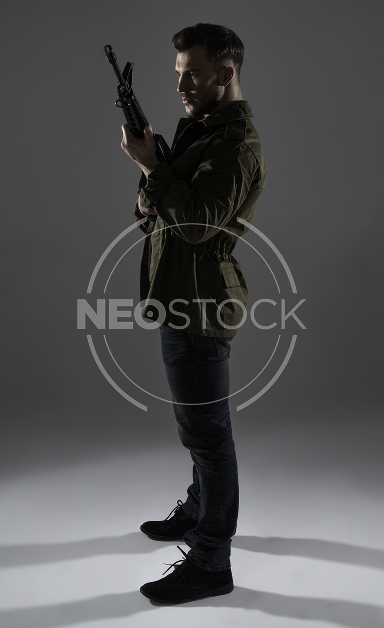 NeoStock - Danny D Cinematic Action - Stock Photography V