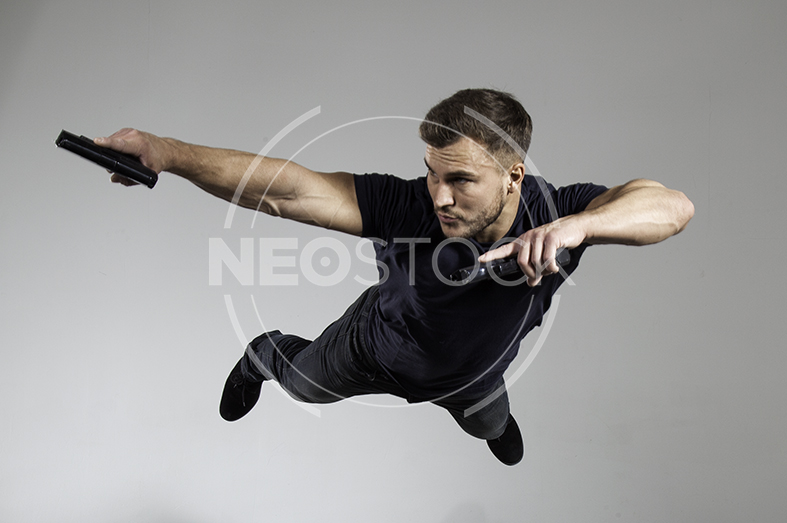 NeoStock - Danny D Action Thriller - Stock Photography I