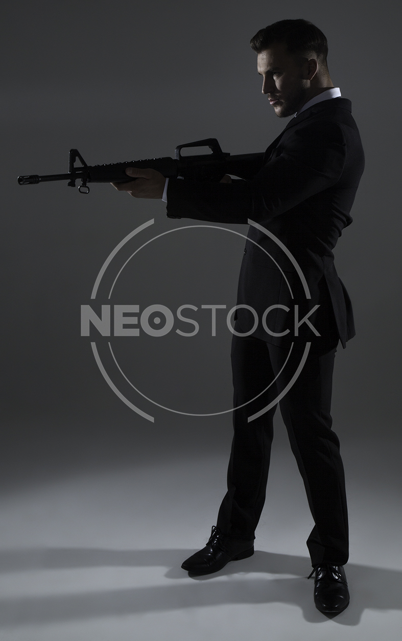 NeoStock - Danny D Cinematic Spy - Stock Photography V