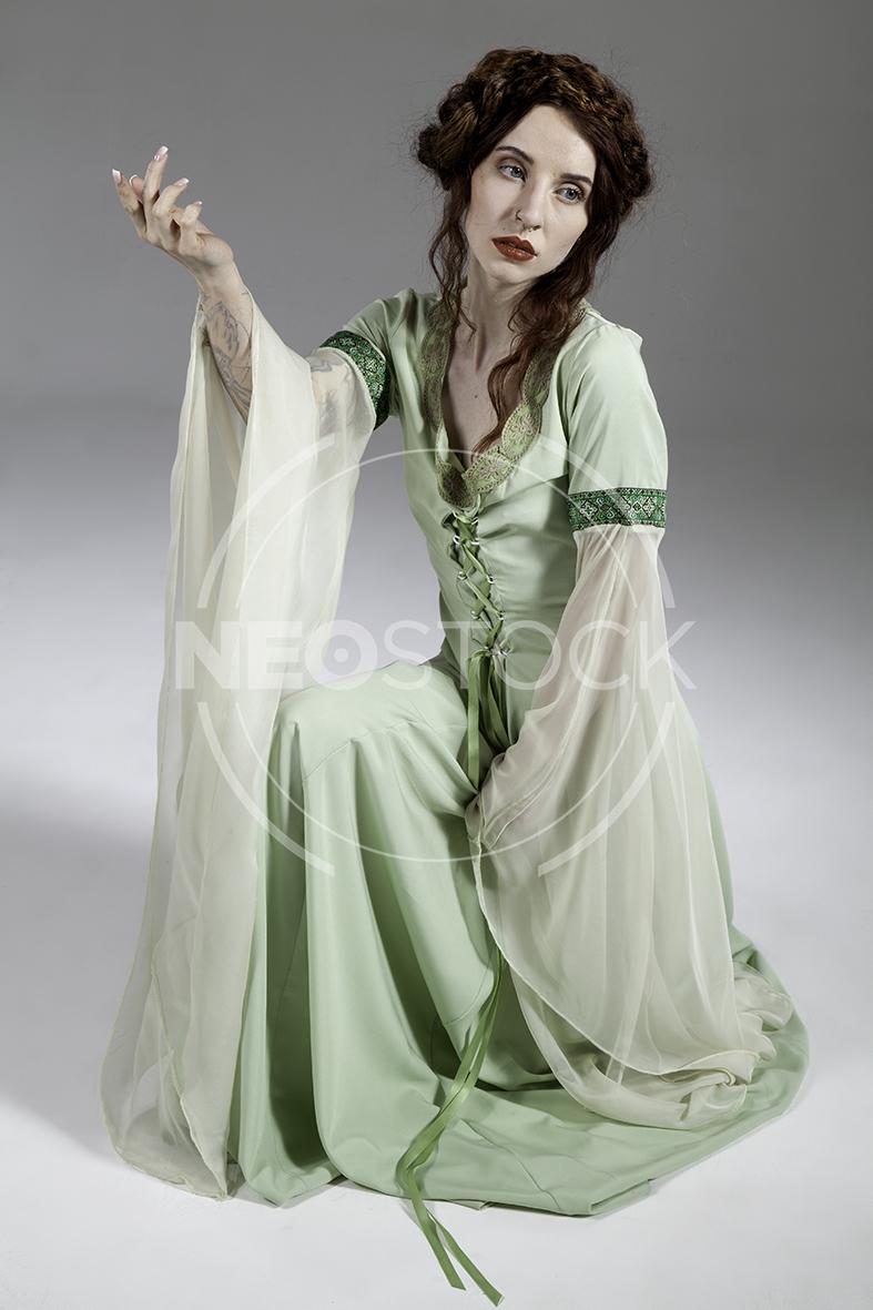 NeoStock - Emma Pre Raphaelite - Stock Photography I