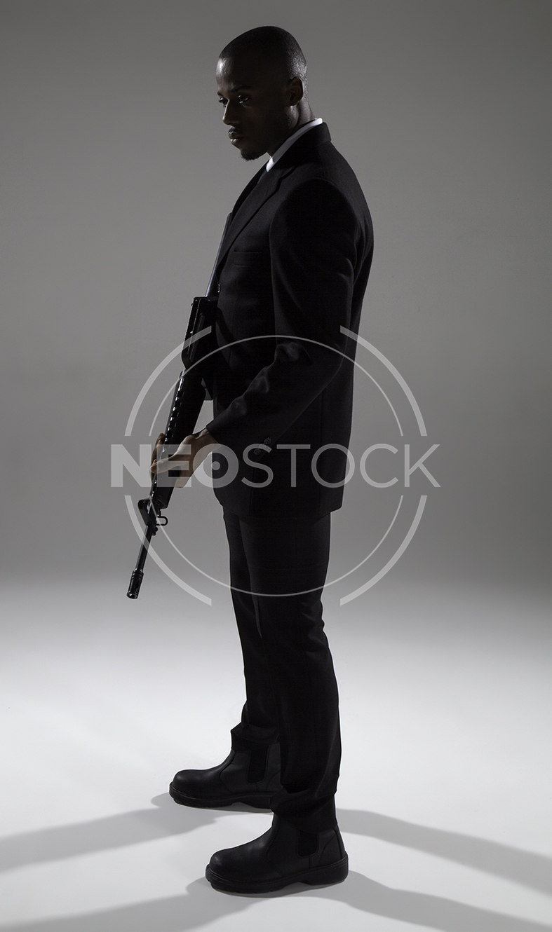 NeoStock - Alex Cinematic Spy - Stock Photography I