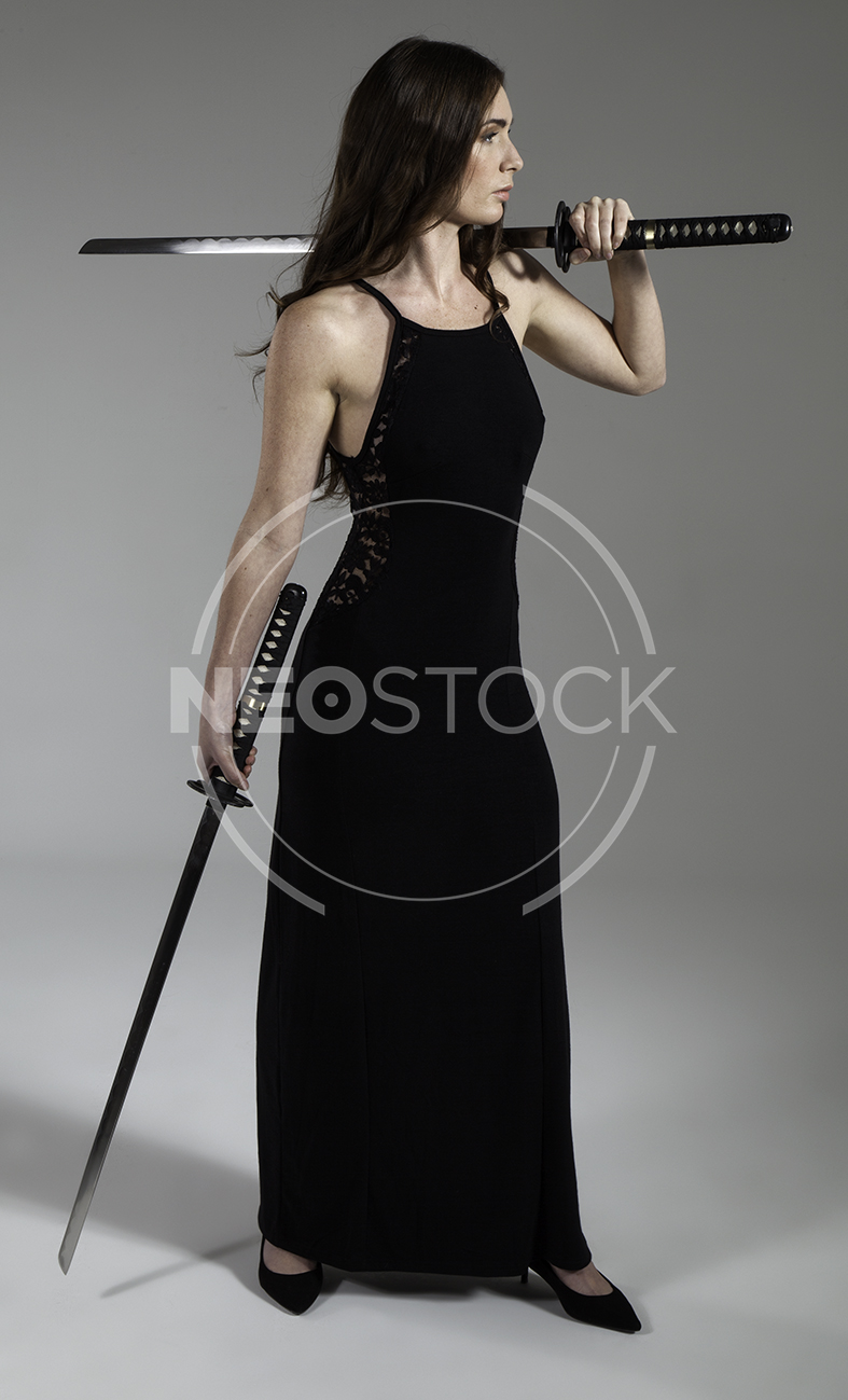 NeoStock - Donna Cocktail Assassin - Stock Photography I