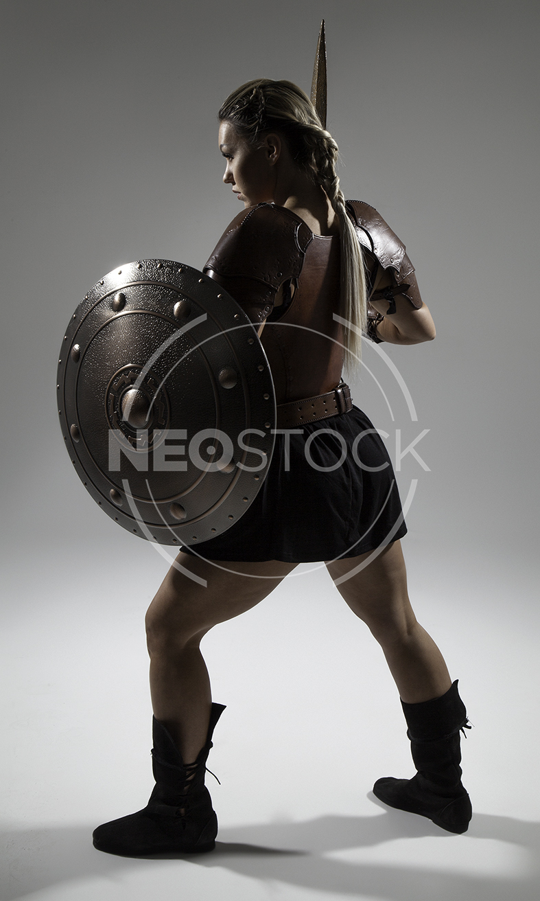 NeoStock - Emily H Amazon Warrior Woman - Stock Photography V