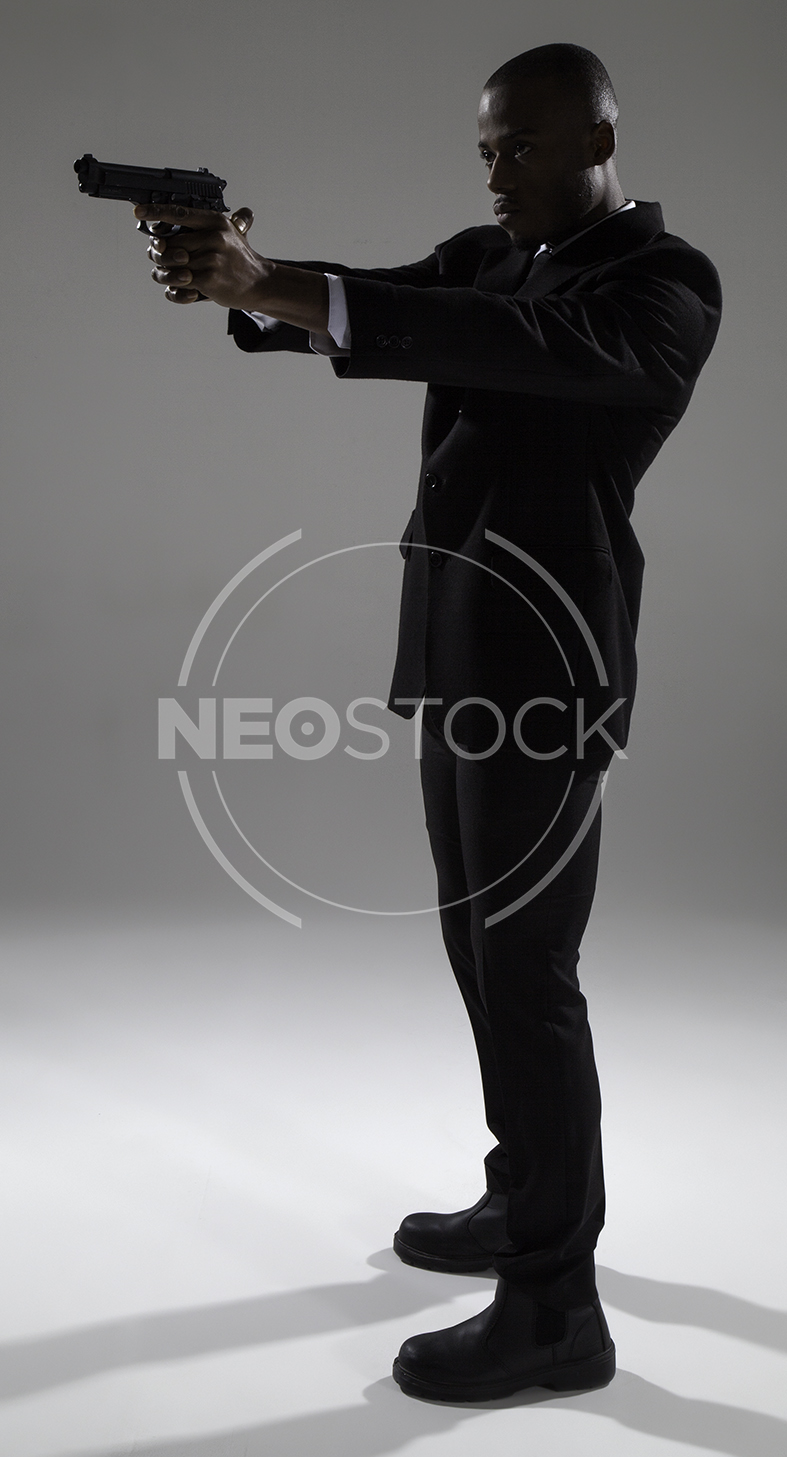 NeoStock - Alex Cinematic Spy - Stock Photography II