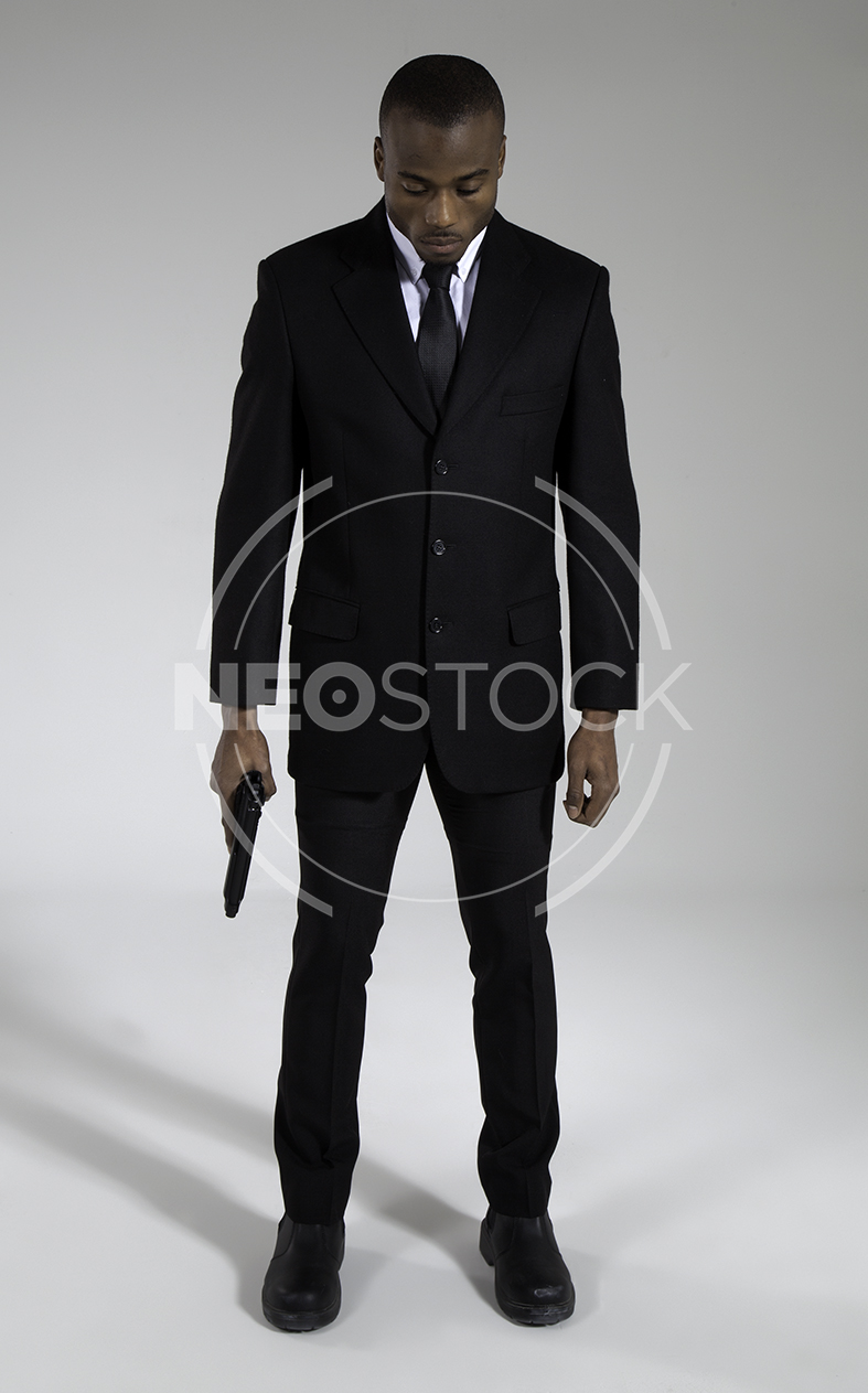 NeoStock - Alex Spy Thriller - Stock Photography IV