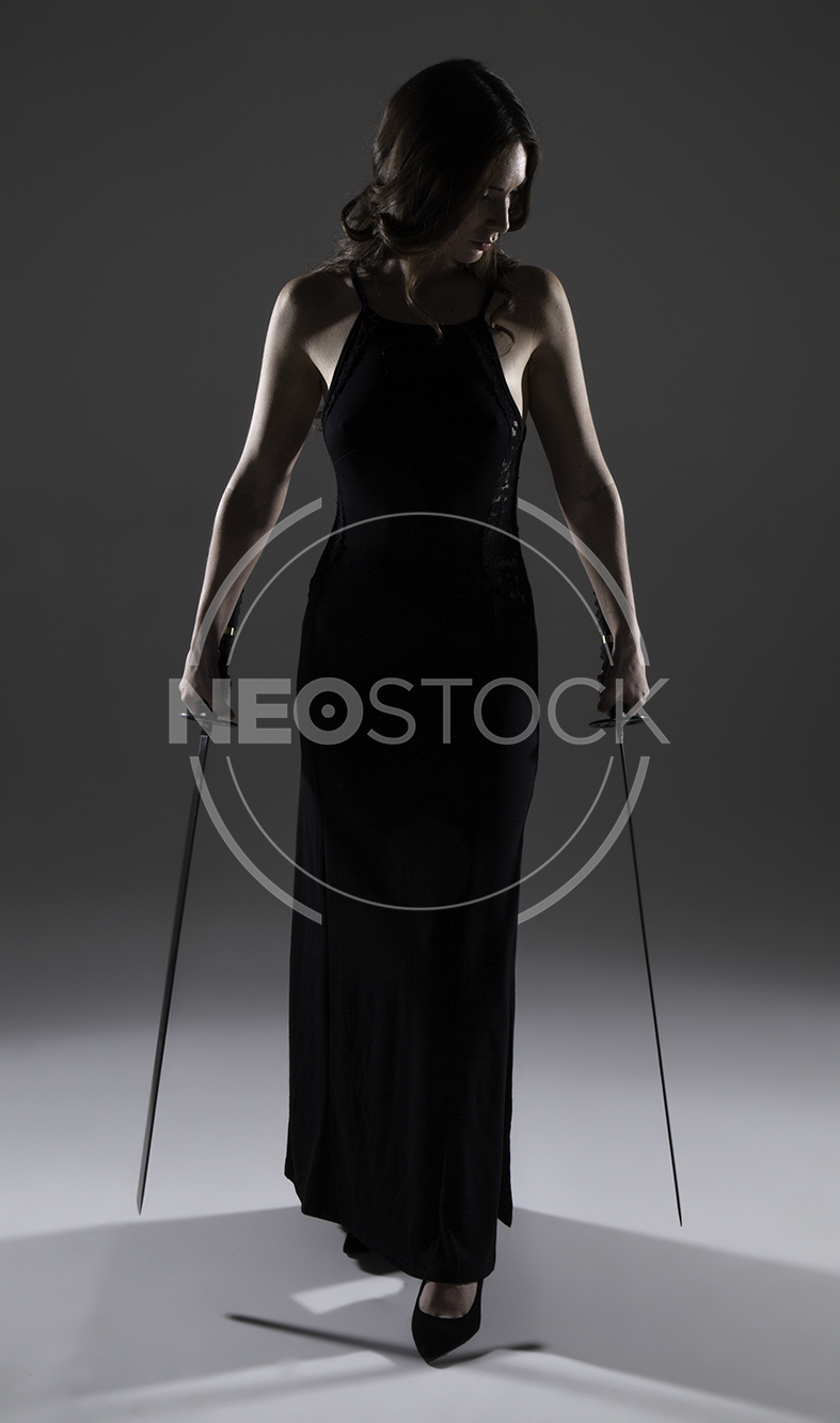 NeoStock - Cinematic Cocktail Assassin - Stock Photography II