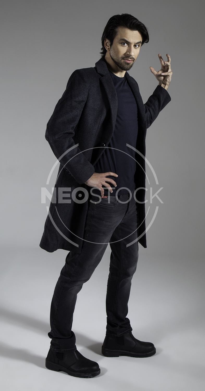 NeoStock - Daniel Uban Thriller - Stock Photography II
