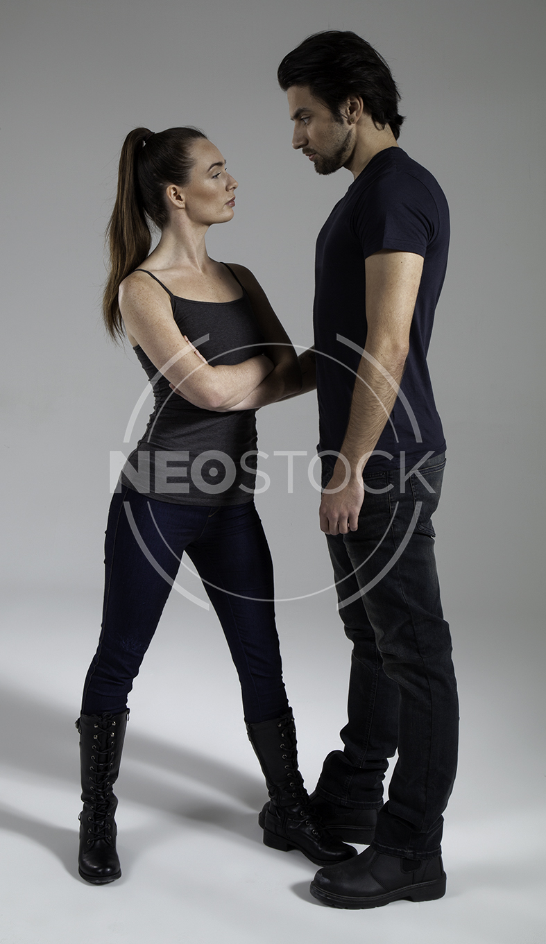 NeoStock - Urban Fantasy Couple - Stock Photography I
