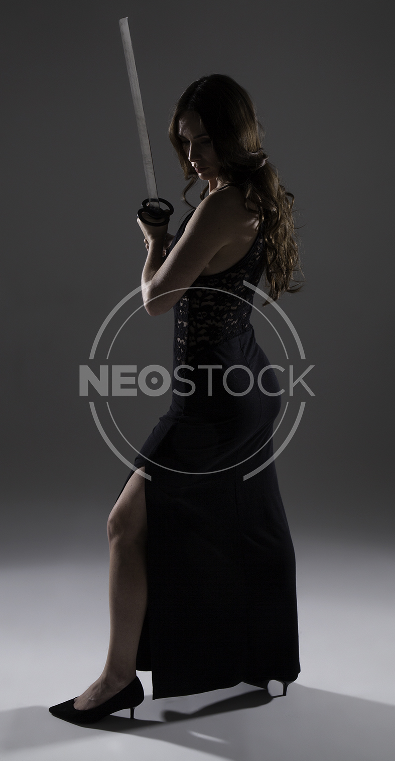 NeoStock - Cinematic Cocktail Assassin - Stock Photography III