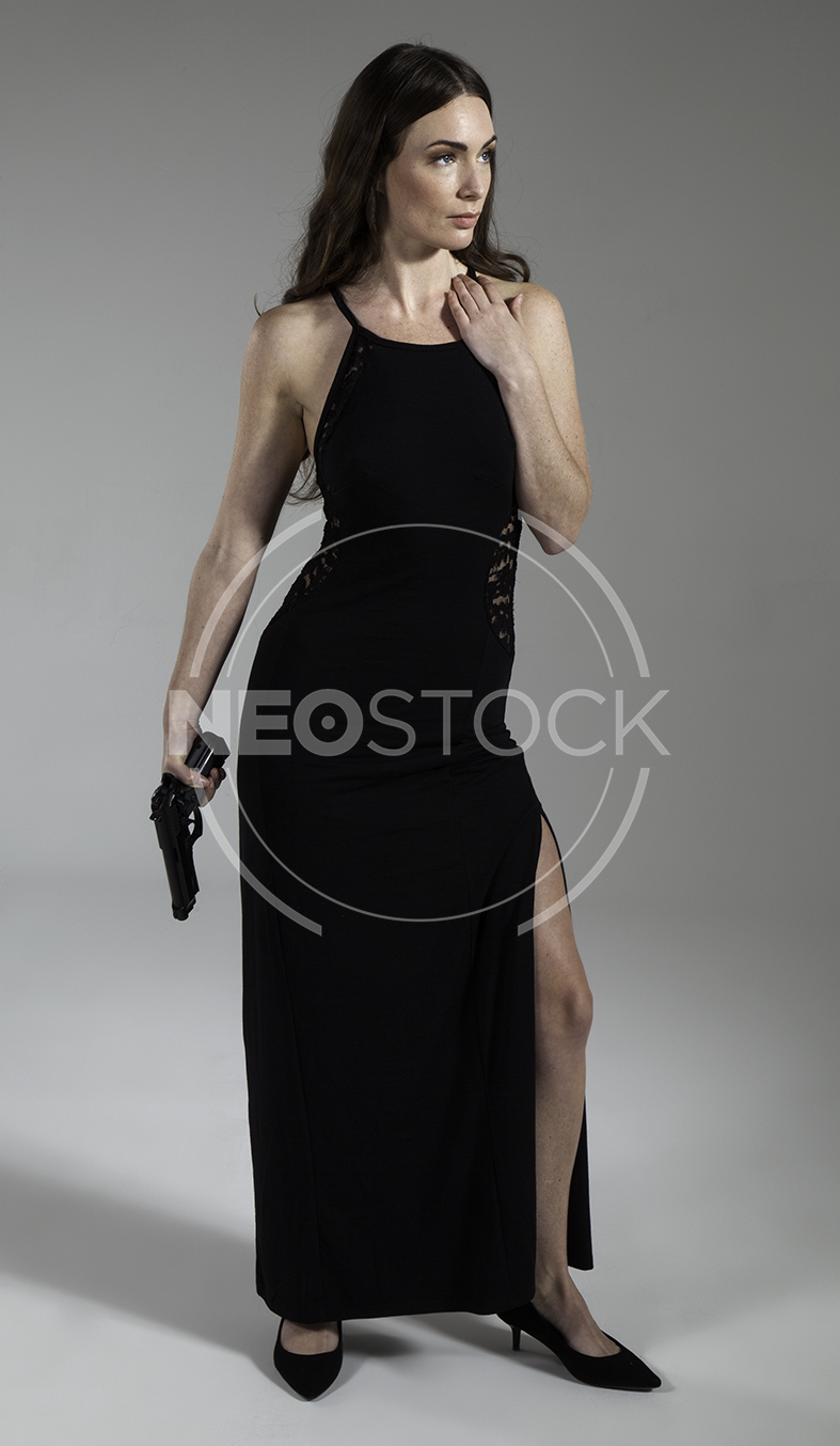 NeoStock - Donna Cocktail Assassin - Stock Photography III
