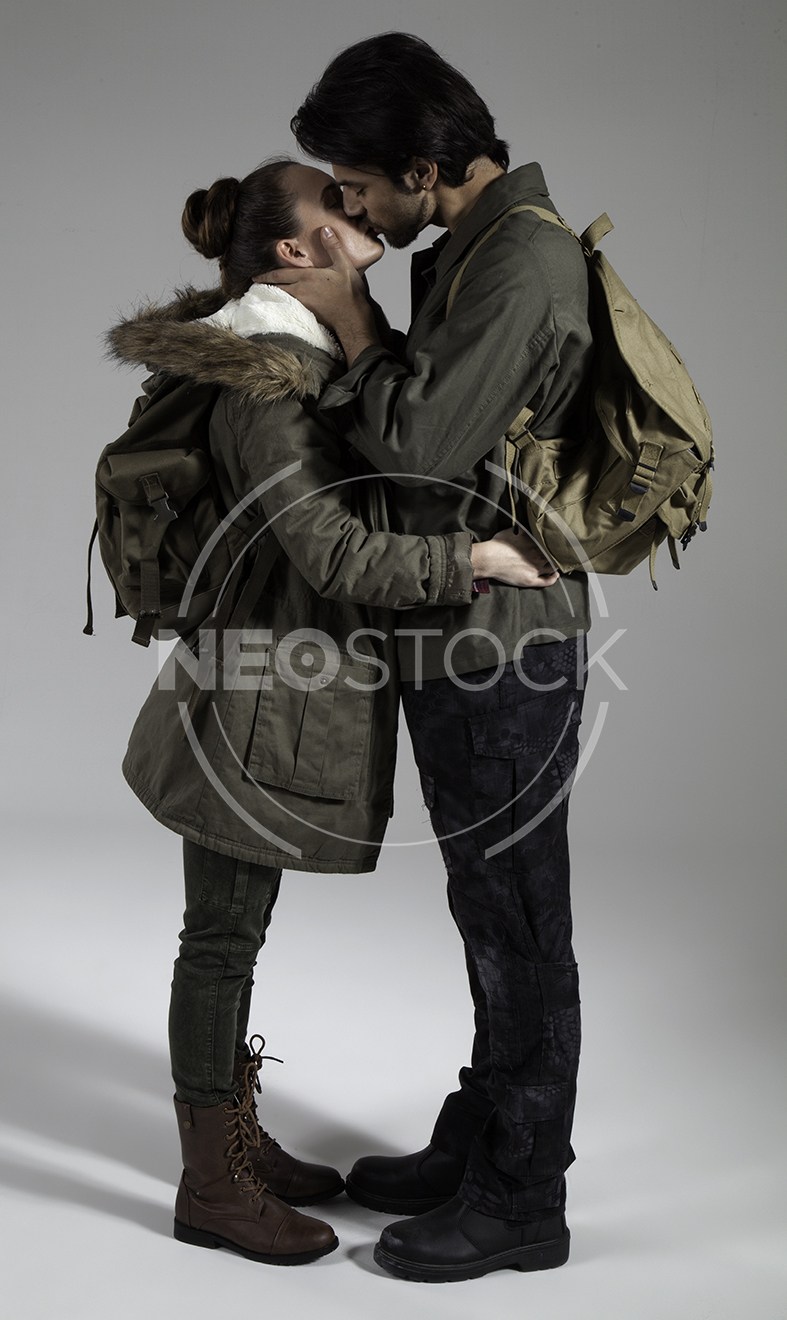 NeoStock - Post Apoc Couple - Stock Photography III