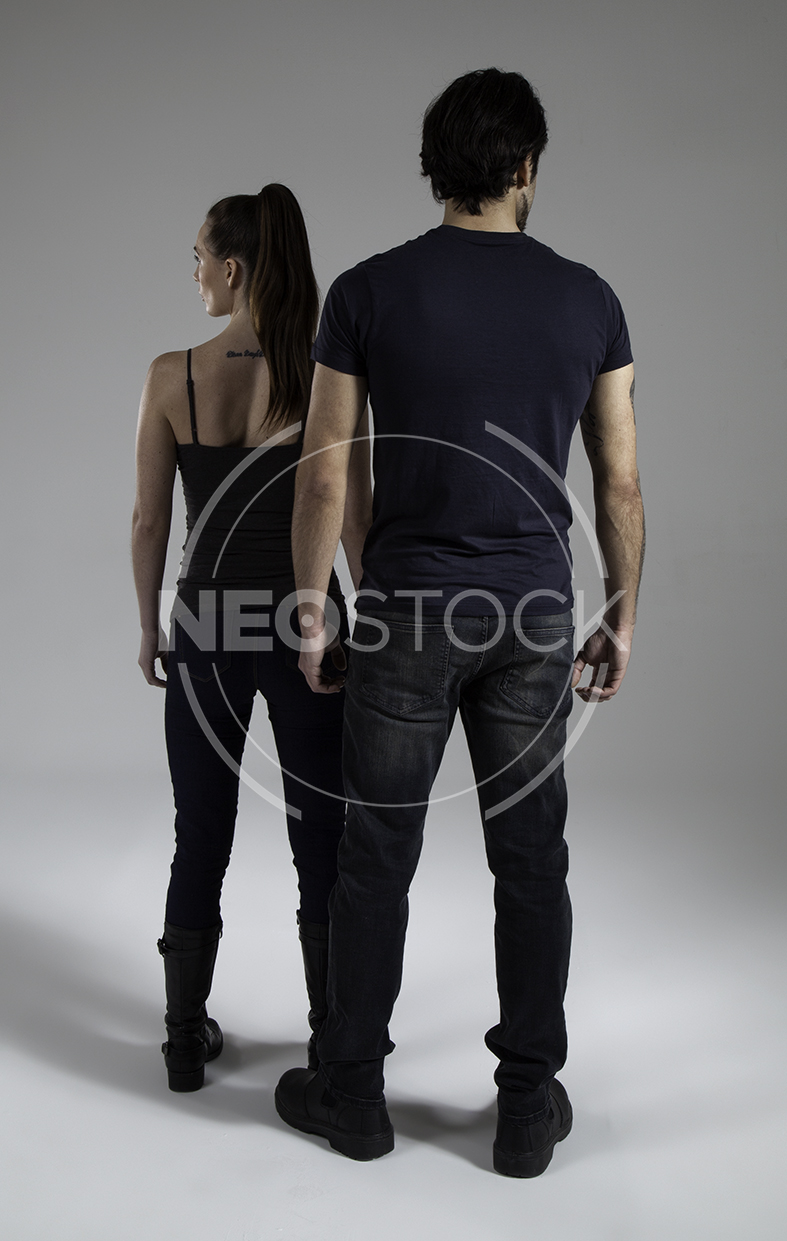 NeoStock - Urban Fantasy Couple - Stock Photography II