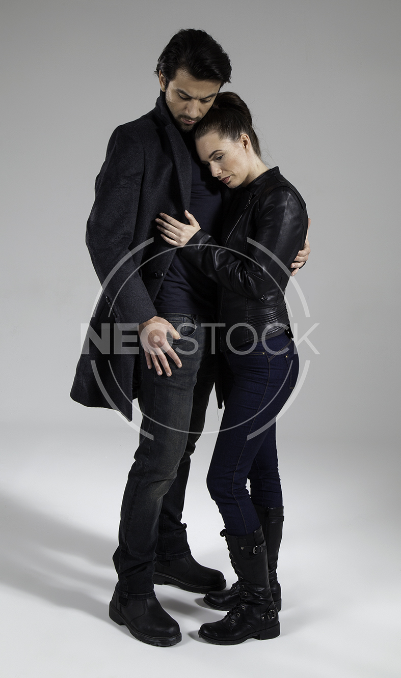NeoStock - Action Thriller Couple - Stock Photography II