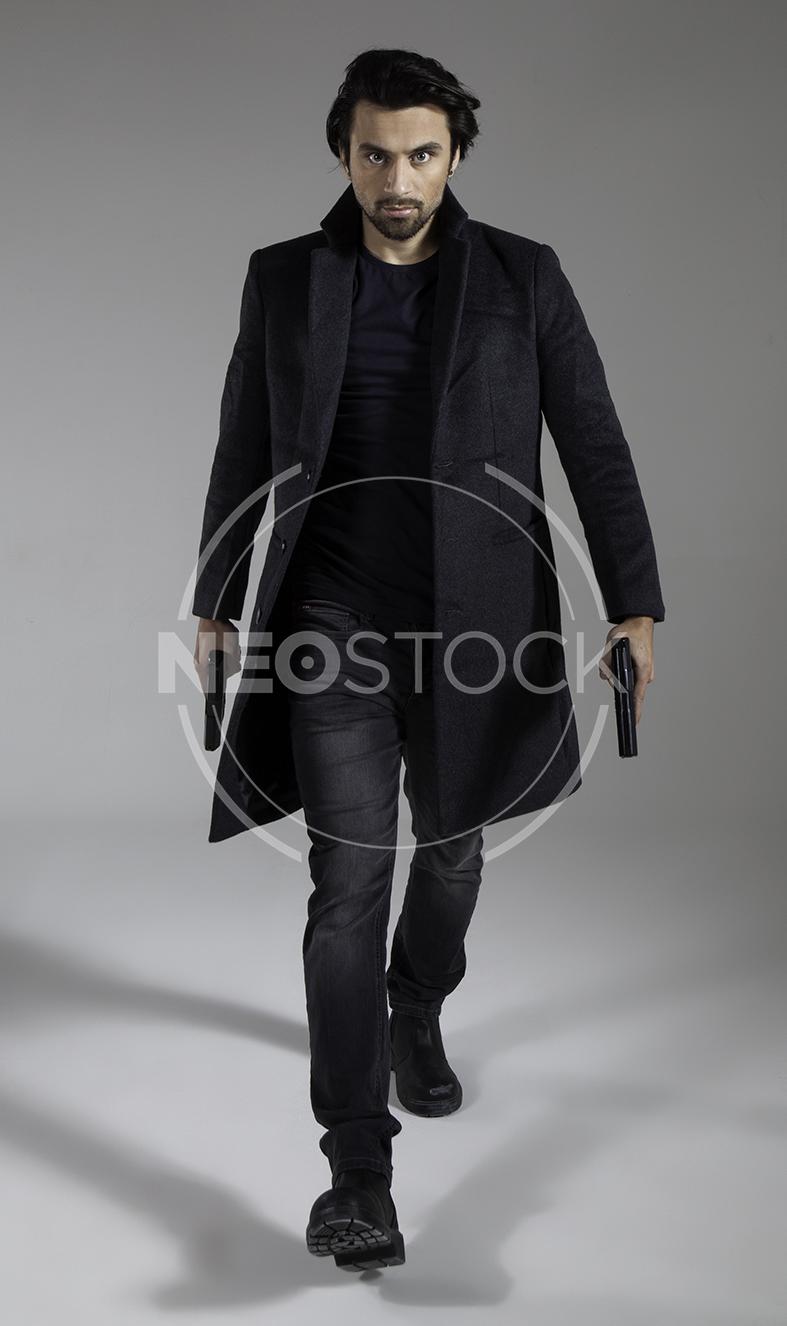 NeoStock - Daniel Uban Thriller - Stock Photography IV