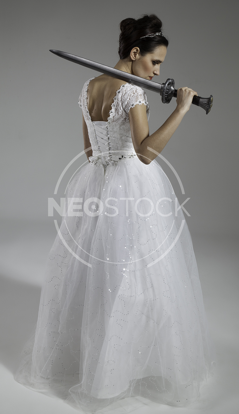 NeoStock - Elena Cinderella Gown - Stock Photography II